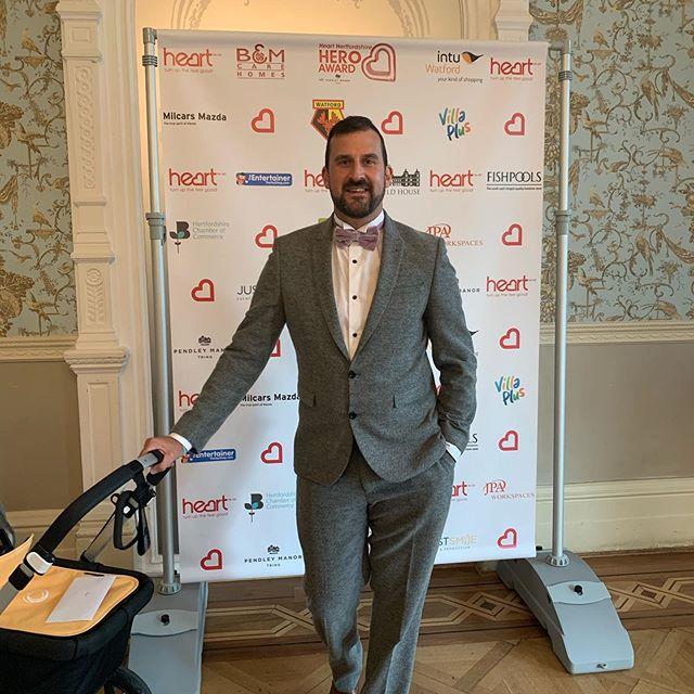 Heart FM Heartfordshire Hero Awards night